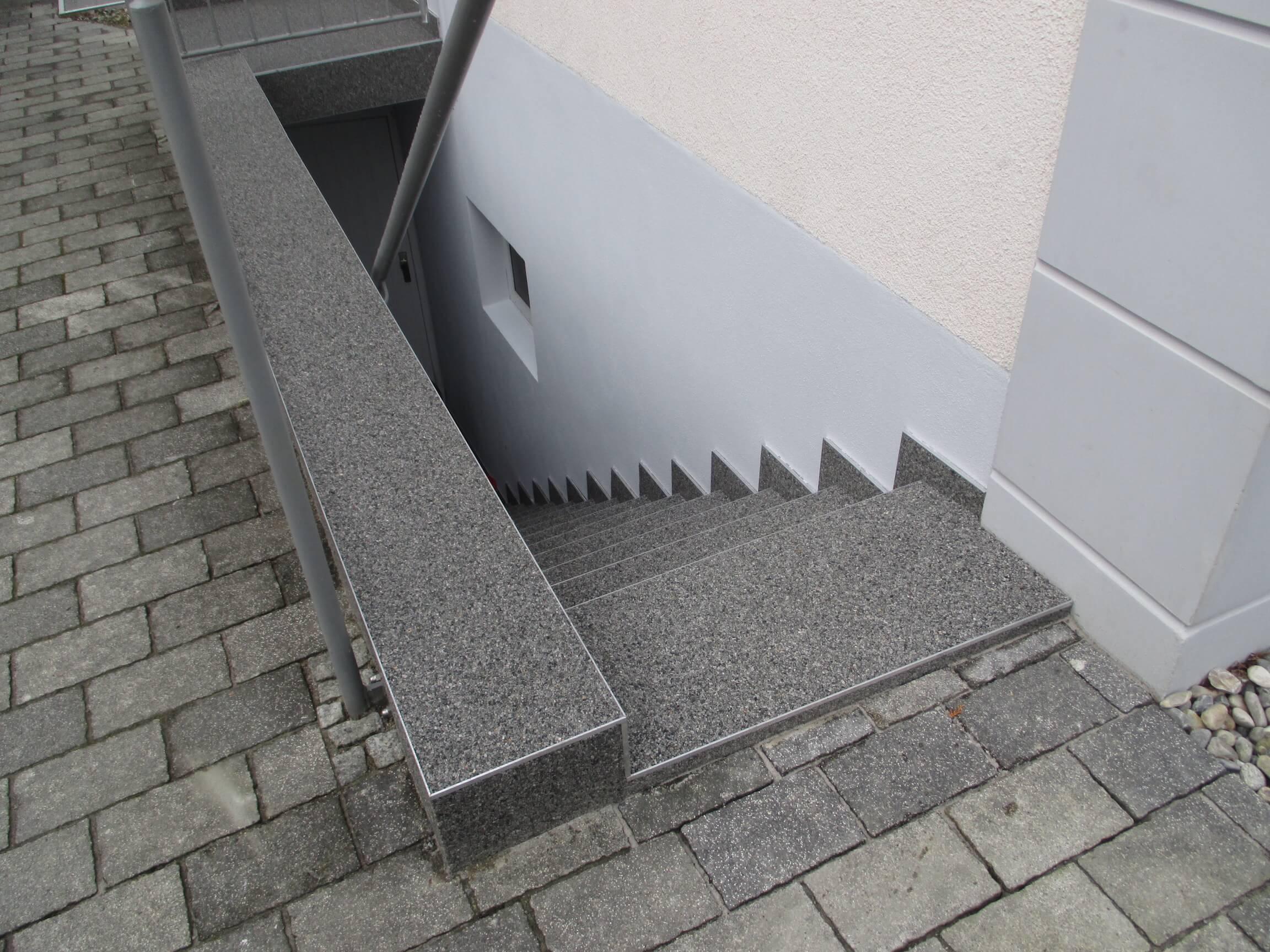 Treppenabdichtung München